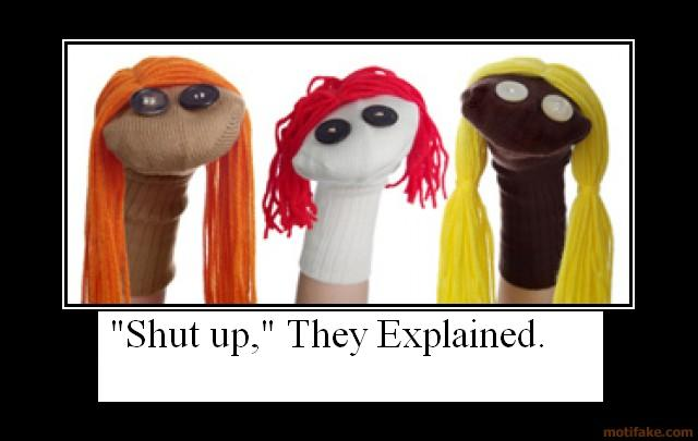 Shut-up-they-explained