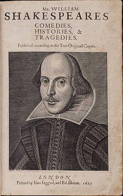 William_Shakespeare's_First_Folio_1623