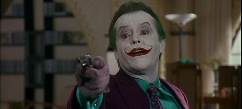 You Ever Dance With the Devil in the Pale Moonlight? In Praise of the First Batman Movie